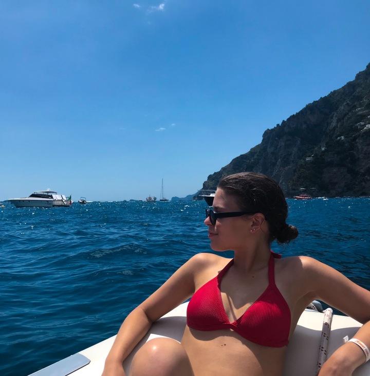 A Weekend In Capri, Positano andPompeii